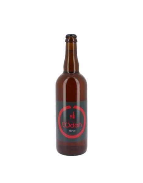 Bière de l'Odon triple 7.5% 75cl par 3