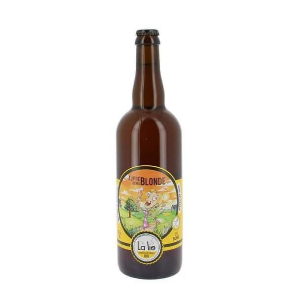 Bière de l'Odon blonde 6.2% 75cl