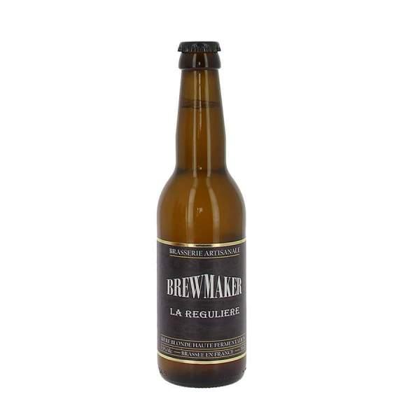 Bière blonde la régulière brewmaker