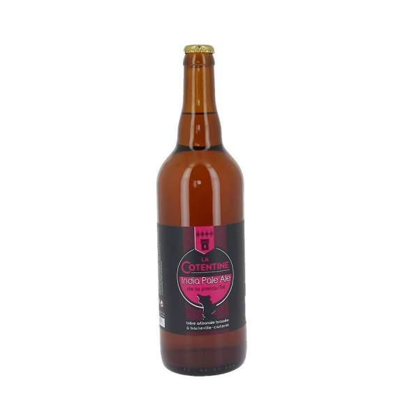 Bière La Cotentine IPA 5.5% 75cl
