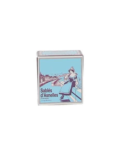 Mini-boite Sablés d'Asnelles 37g