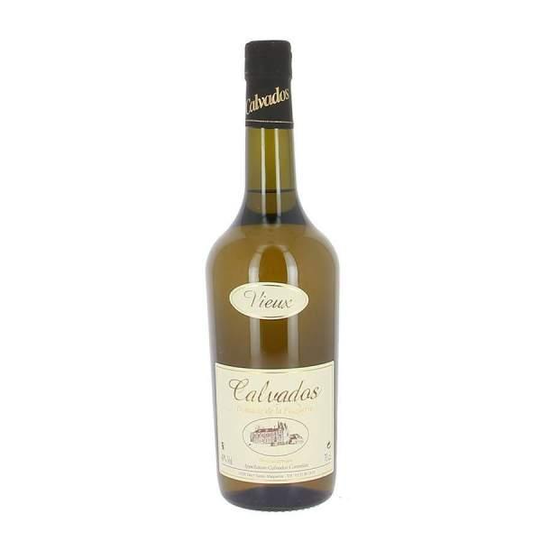 Vieux Calvados bio Flaguerie 40%vol 70cl