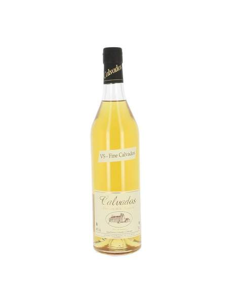 Calvados fine bio Flaguerie 40%vol 70cl