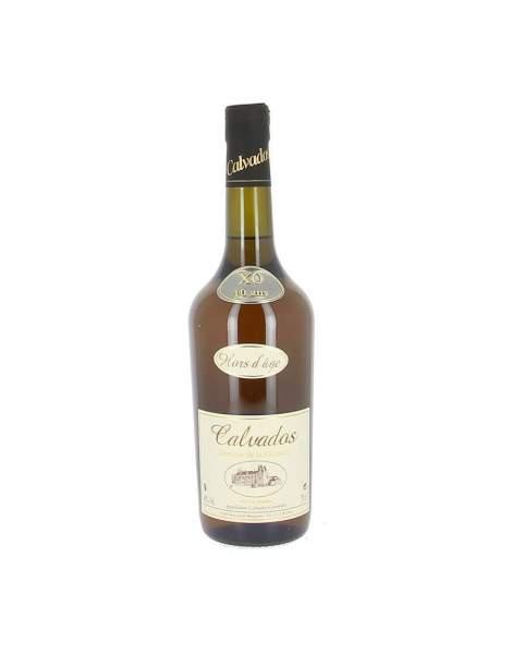 Calvados XO bio Flaguerie 40%vol 70cl