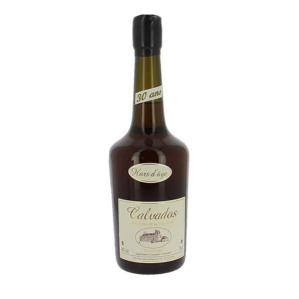 Calvados 30ans Flaguerie 40%vol 70cl