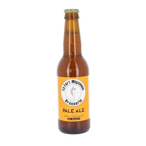 Bière Pale Ale bio 5.5% 33cl Fort Mignonne