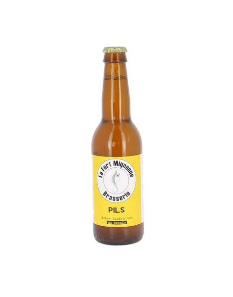 Bière Pils bio Fort Mignonne 5.5% 33cl