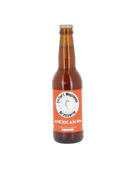 Bière american IPA Fort Mignonne 6.5% 33cl