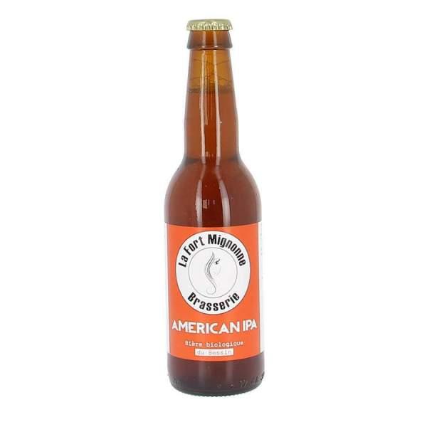 Bière american IPA Fort Mignonne 5.5% 33cl