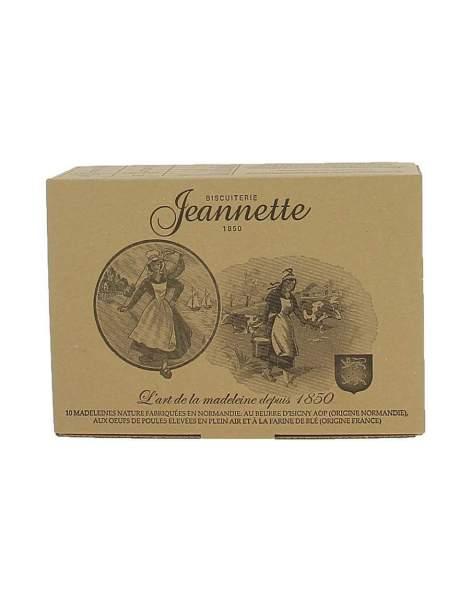 Madeleines nature 250g Jeannette