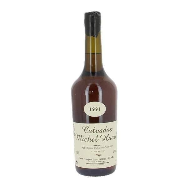Calvados Millésime 1991 Huard 40%vol 70cl