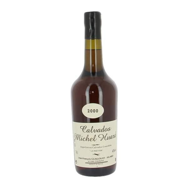 Calvados Millésime 2000 Huard 40%vol 70 cl