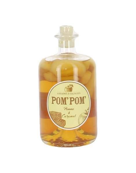 Arrangé ô Calvados pomme caramel Pom'Pom'70cl 28%