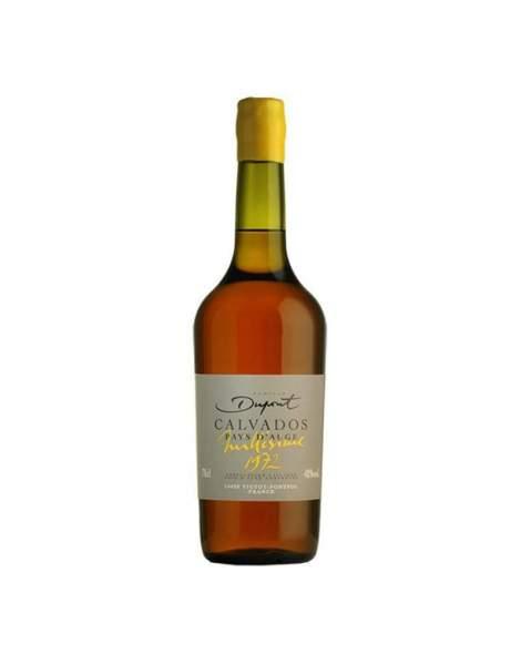 Calvados Millésime 1972 Dupont 42% 70cl