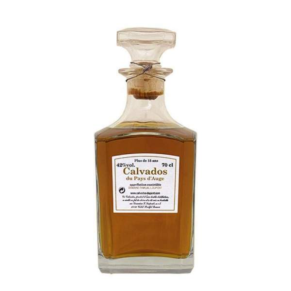 Carafe Calvados 15ans Dupont