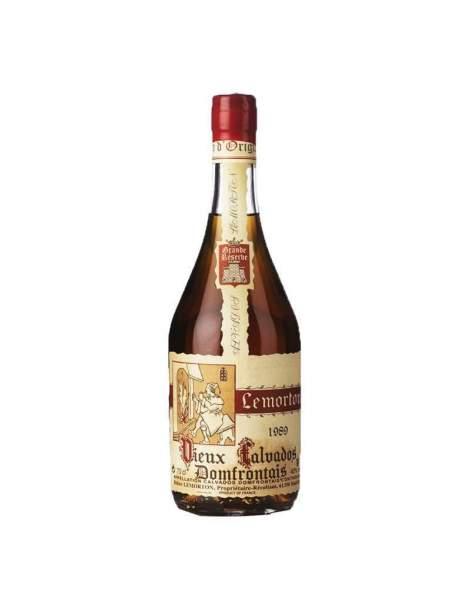 Calvados Millésime 1989 Lemorton 40% 70cl