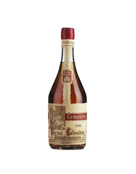 Calvados Millésime 1999 Lemorton 40% 70cl
