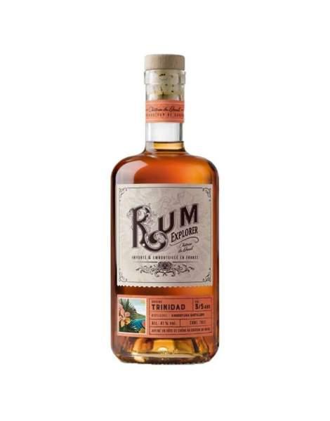 Rhum Trinidad - Rum explorer Breuil 41% 70cl