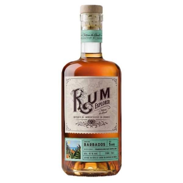Rhum Barbados - Rum explorer Breuil 41% 70cl