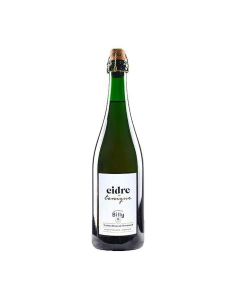 "Cidre doux ""Tonique"" Ferme de Billy 75cl 2.55%"
