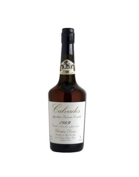 Calvados millésimé 1969 Drouin 70cl 42%