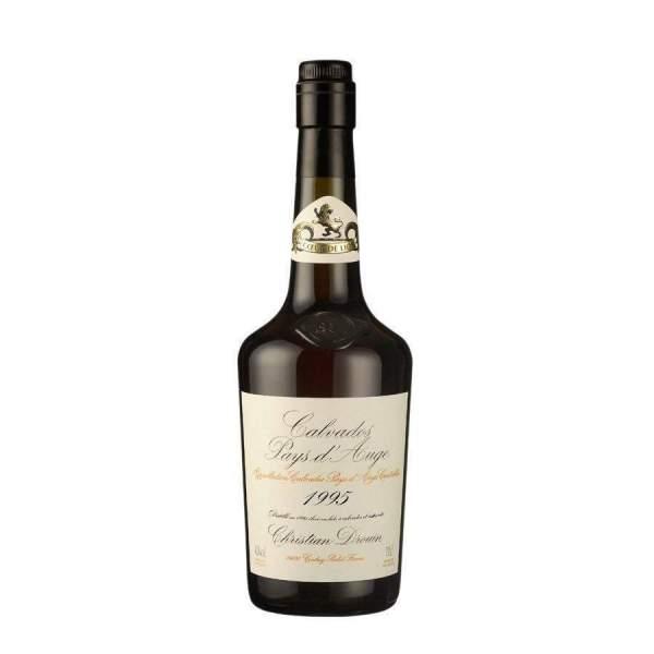 Calvados millésimé 1995 Drouin 70cl 42%