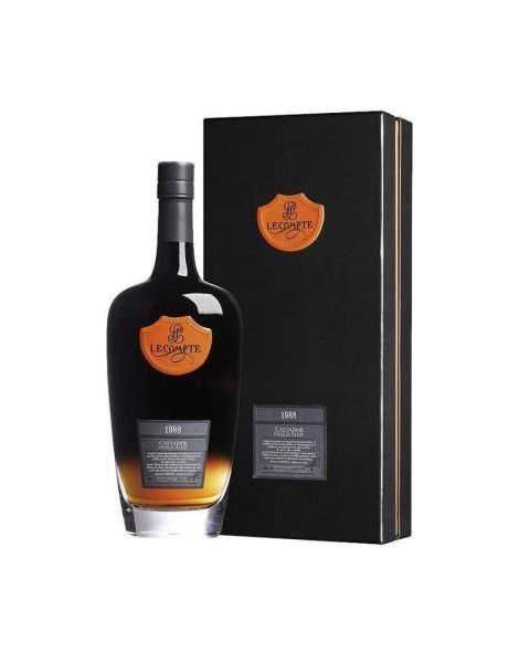 Carafe Calvados 1988 Lecompte 70 cl 42%