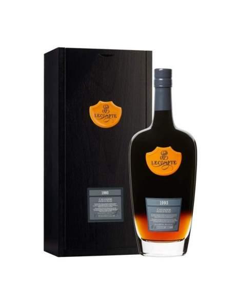 Carafe Calvados 1993 Lecompte 70 cl 42%