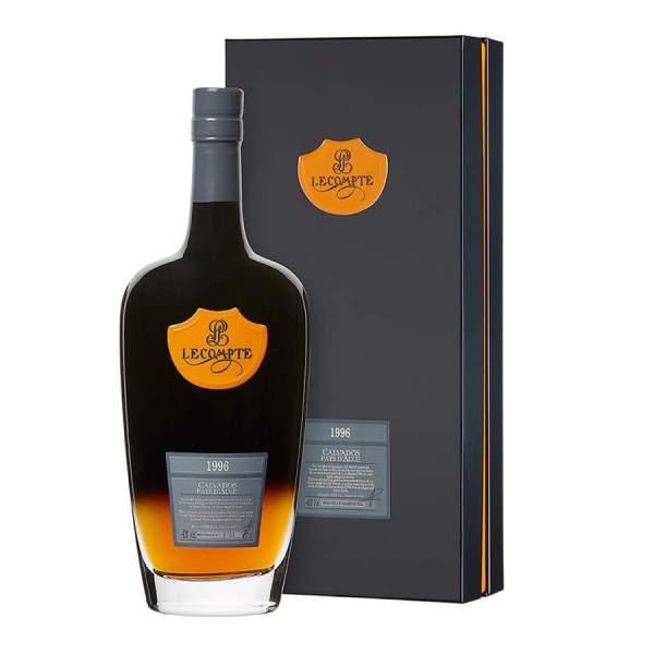 Carafe Calvados 1996 Lecompte 70 cl 42%