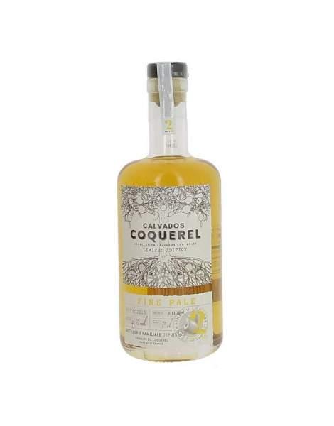 Calvados fine Pale Coquerel 70 cl 43 %