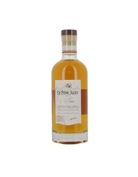 Calvados cask finish Pommeau 7 ans Coquerel 70 cl 43 %