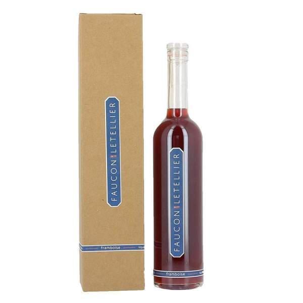 Liqueur Calvados framboise Faucon Lettellier 50cl 17%