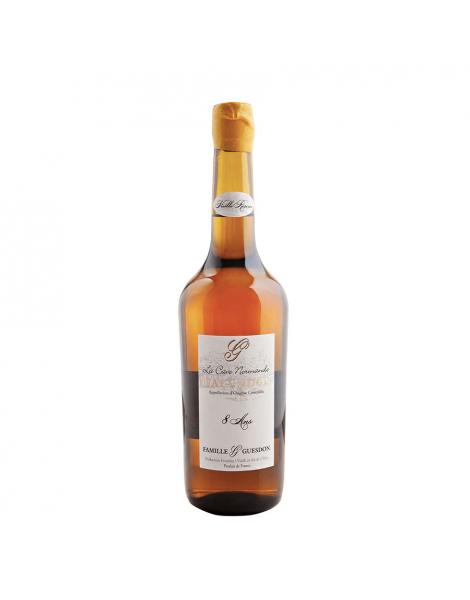 Calvados AOC Vieille Réserve 8 ans Guesdon 40% vol 70 cl