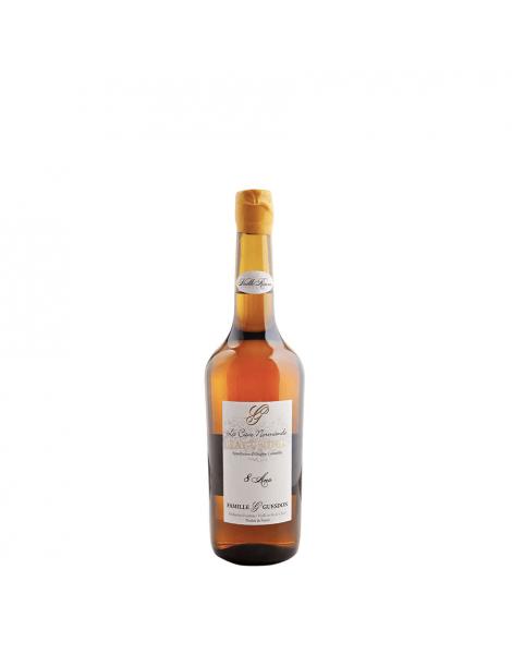 Calvados AOC Vieille Réserve 8 ans Guesdon 40% vol 35 cl