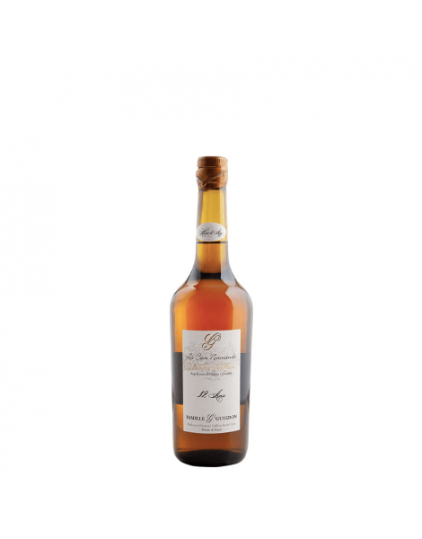 Calvados AOC Hors d'age 12 ans Guesdon 42 % vol 35 cl