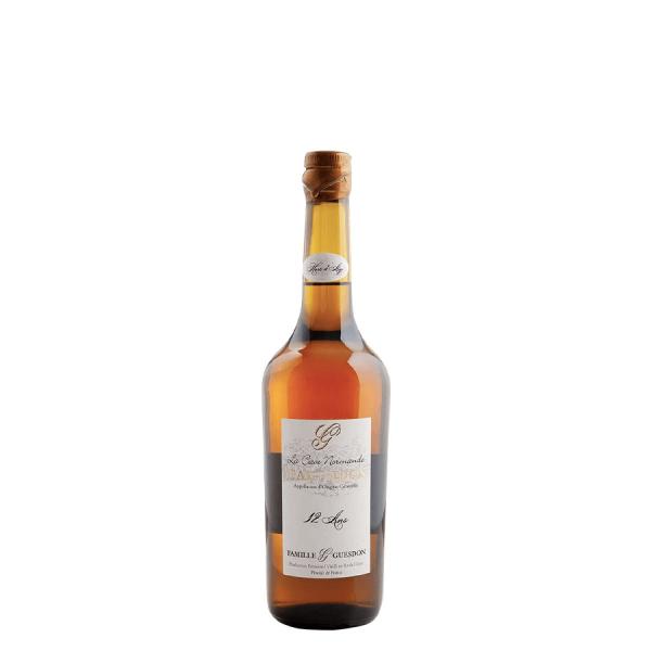Calvados AOC Hors d'age 12 ans 42 % vol 35 cl
