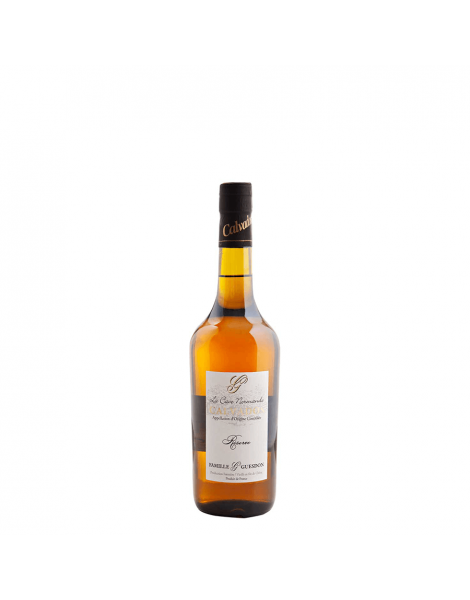 Calvados AOC 4 ans Guesdon 42% vol 35 cl