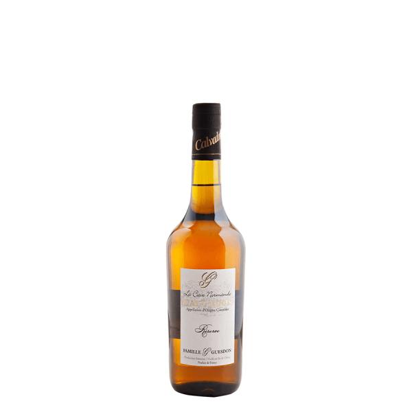 Calvados AOC 4 ans 42% vol 35 cl