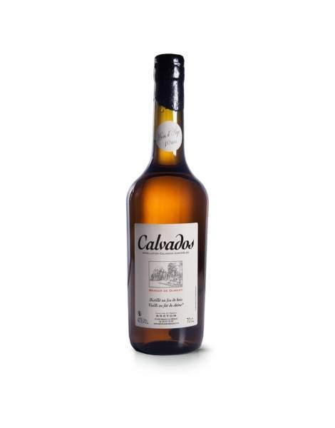 Calvados hors d'âge 10 ans Manoir de Durcey 40% 70 cl