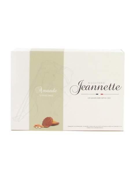 "Madeleine à l'amande ""tante amandine"" Jeannette 250g"