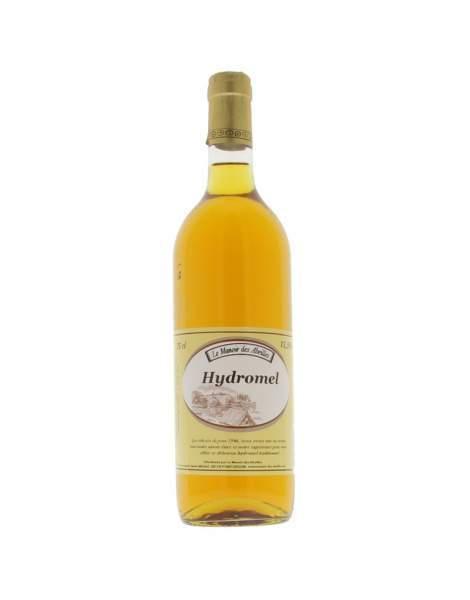 Hydromel - Vin de miel Manoir des abeilles 13% 70cl