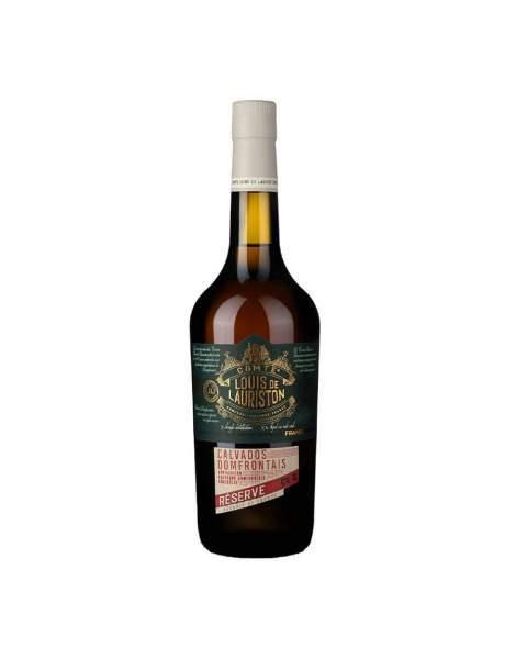 Calvados Réserve Lauriston 70cl 42%