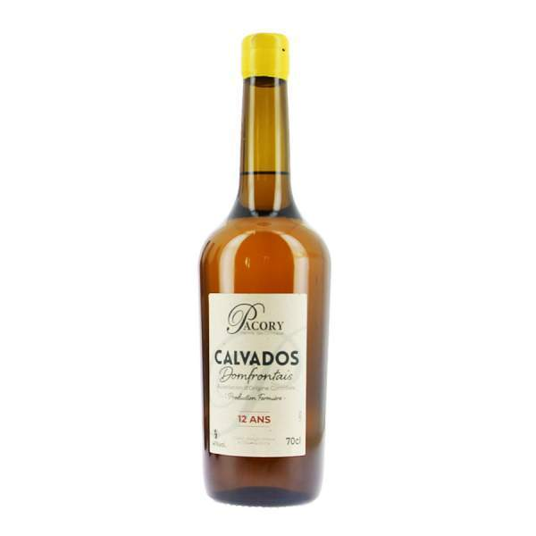 Calvados domfrontais Pacory 12 ans