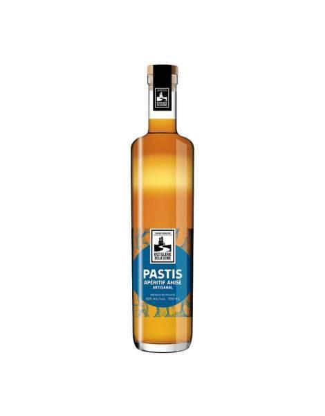 Pastis Distillerie de la Seine - 70cl 45%
