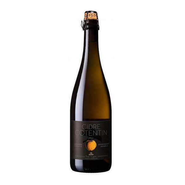 Cidre Cotentin brut AOP 2018 Prestige 75cl Théo Capelle