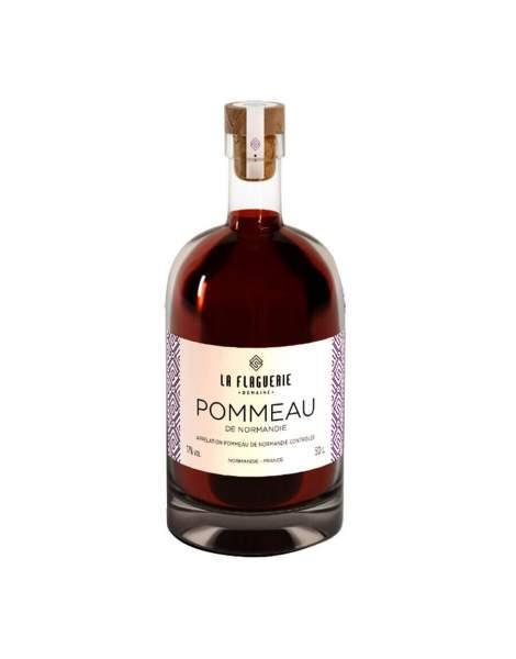 Pommeau de Normandie La Flaguerie 50cl 17%