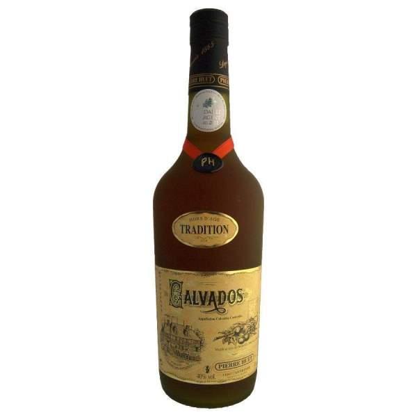Calvados HUET Tradition 40%vol 70cl