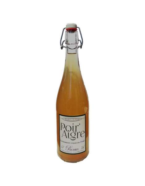 Poir'Aigre vinaigre de poire 75cl