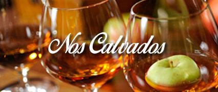 Découvrez tous nos Calvados, Alcool de Normandie