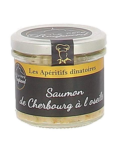 Découvrir la gamme saumon et truite de Cherbourg
